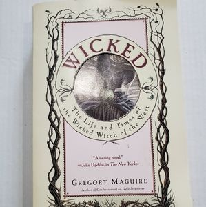 Wicked book by Gregory Maguire